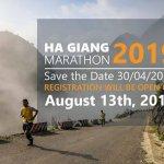 Cung đường Hạnh Phúc tại giải chạy Hà Giang Marathon 2019