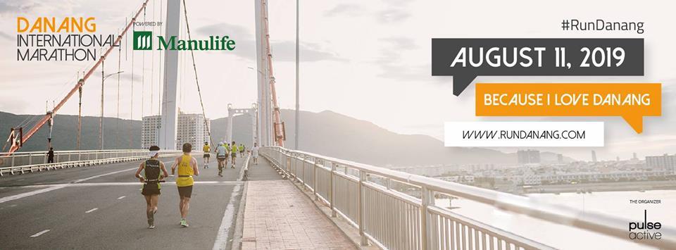 Xinh đẹp và khoẻ khoắn – Giải chạy bộ Manulife Danang International Marathon 2019 có gì đáng chú ý?