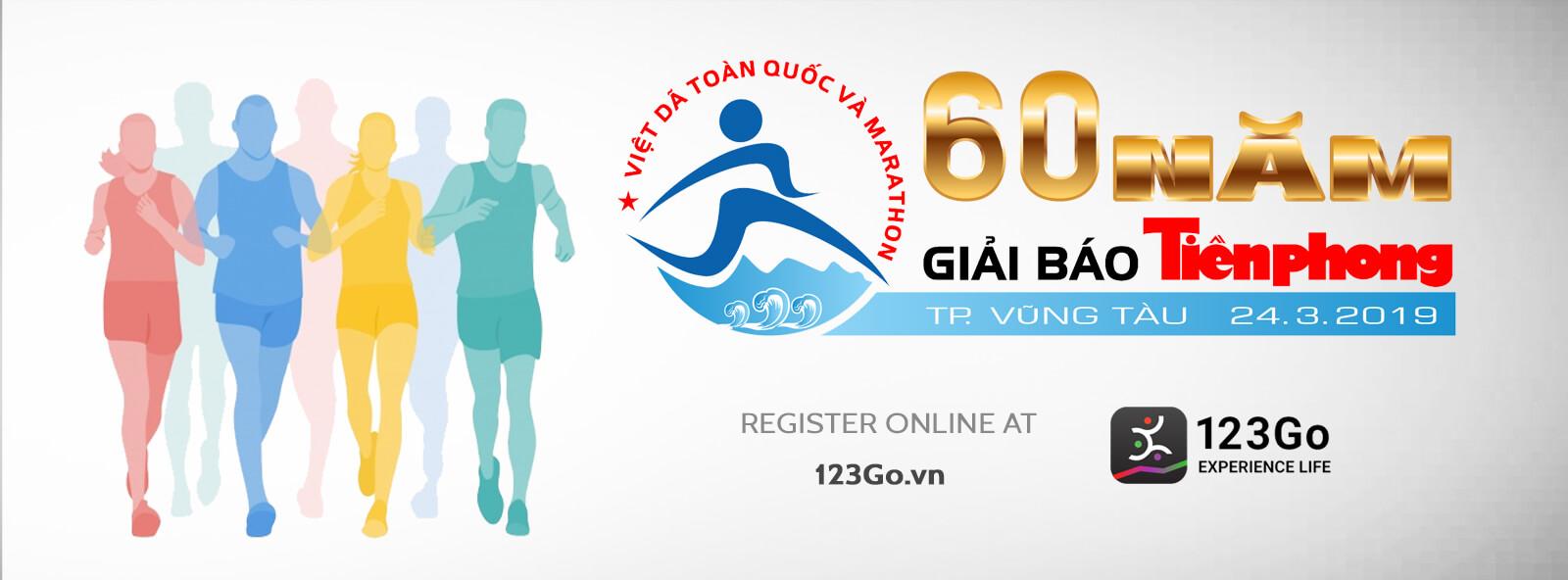 60 năm phiêu lưu cùng giải chạy Tiền Phong Marathon 2019