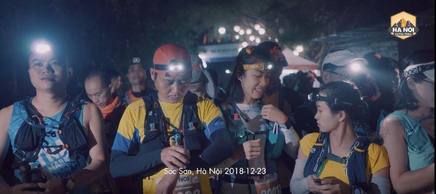 Giải Hanoi Ultra Trail - chạy địa hình giữa lòng Hà Nội