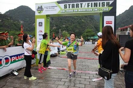 Chạy để khám phá Di sản văn hóa và thiên nhiên thế giới tại giải Tràng An Marathon