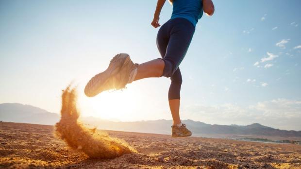 Chạy bộ gây to chân – đúng hay sai?