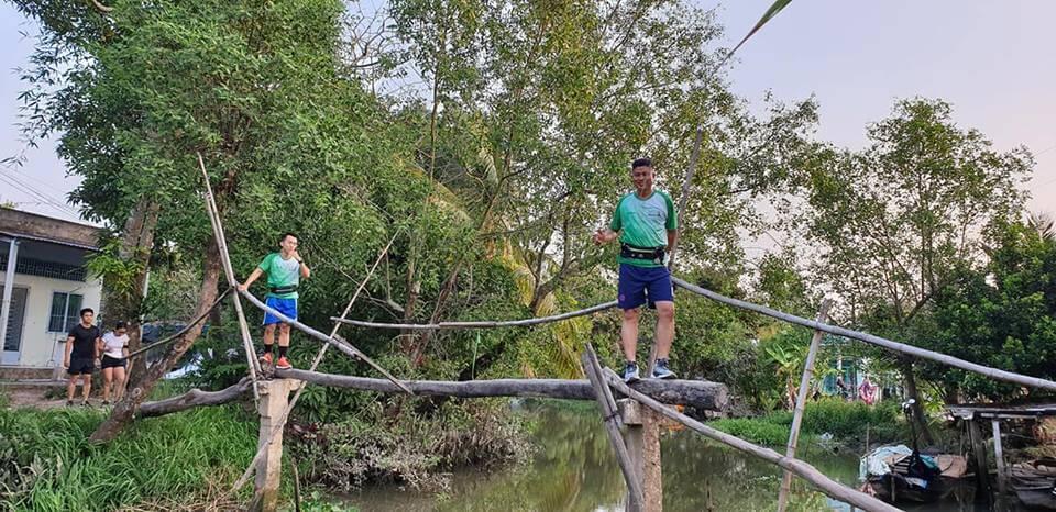 """Giải chạy """"màu mỡ"""" nhất 2019: Mekong Delta Marathon"""