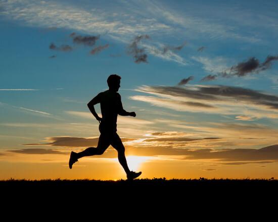Thời điểm hoàn hảo để chạy bộ
