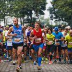 Chạy việt dã ngay trong lòng thủ đô giải Hanoi Half Marathon 2019