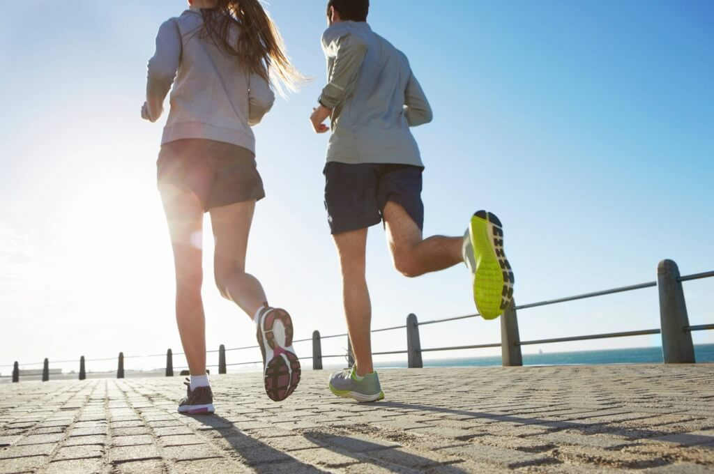 Chạy bộ cũng cần có những bài tập!