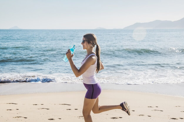 """""""Bật mí"""" bí quyết rèn luyện thể lực hiệu quả trong chạy bộ"""