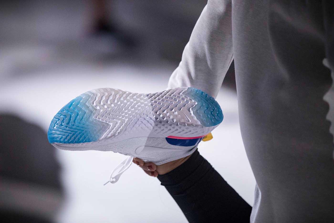 Những bộ phận quan trọng ở một đôi giày chạy bộ