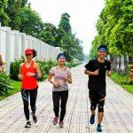 Địa điểm chạy bộ lý tưởng ở Hà Nội